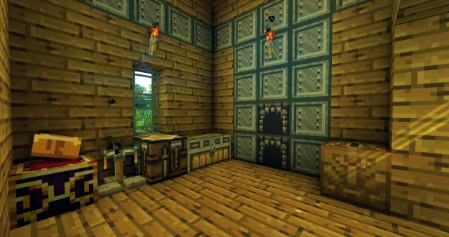 Peace Dimension Resource Pack 1.7.9/1.7.2 [32x]