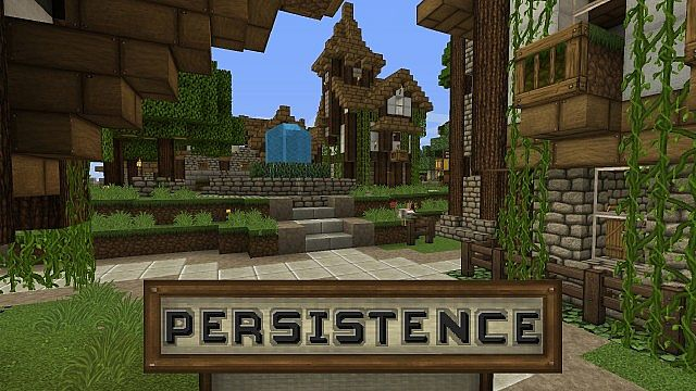 Persistence [1.12.2] [1.11.2] [1.10.2] [1.9.4] (128x)
