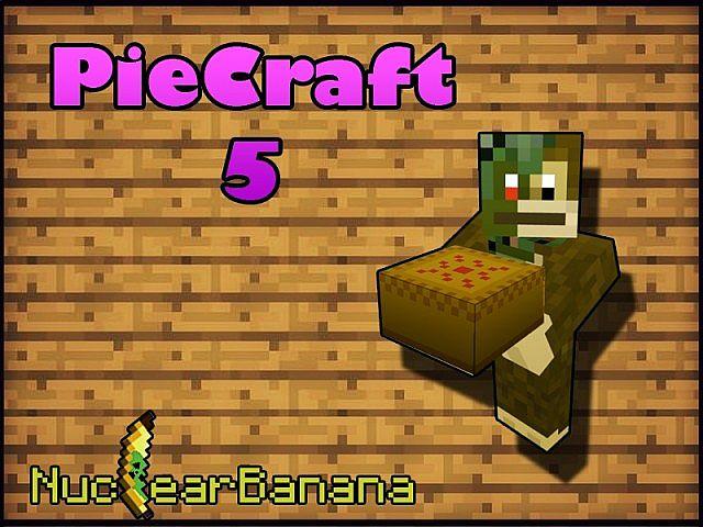 PieCraft Mod [1.7.2]