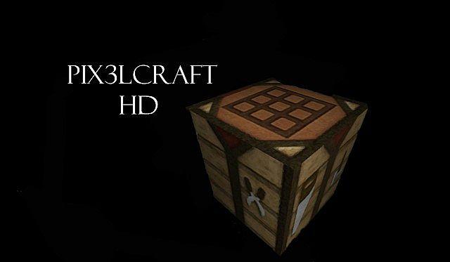 Pixelcraft-hd-pack