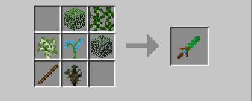 More Swords [1.12.2] [1.8.9] [1.7.10] (много мечей)