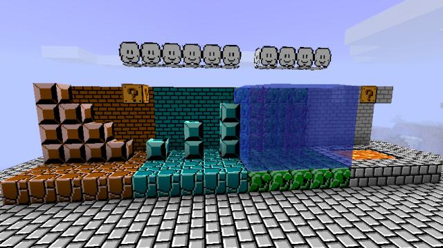 Super Mario Mod [1.7.2] [1.6.4]