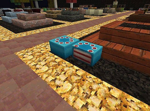 Team Fortress 2 Resource Pack 1.7.9/1.7.2 [16x]