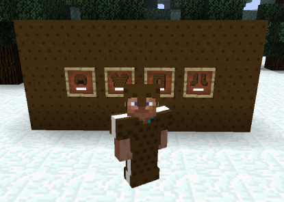 The Ice Cream Sandwich Creeper Mod [1.7.2] [1.6.4]