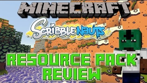 The Scribblenauts Pack [1.8.9] [1.7.10] (32x)