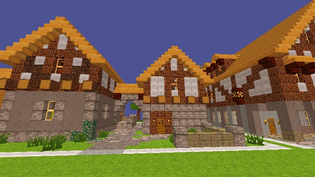 Throtic Craft Realistic Resource Pack 1.7.9/1.7.2 [64x]