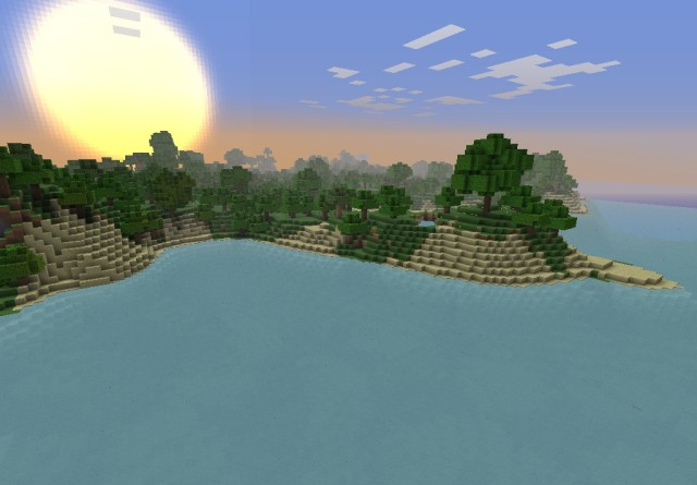 Tim-pack Resource Pack 1.7.10/1.7.2/1.6.4 [32x]