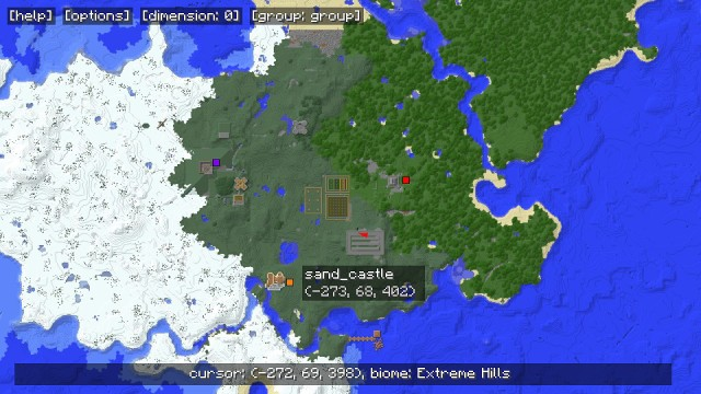 MapWriter 2 [1.12.2] [1.11.2] [1.10.2] [1.7.10]