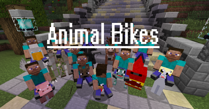 Animal Bikes 1.9/1.8.9/1.7.10