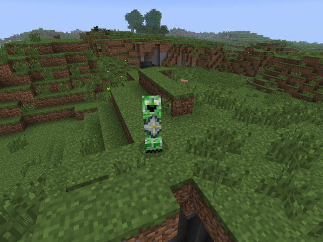 Creeper Species Mod [1.7.2] [1.6.4]