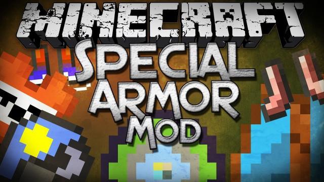 Special Armor 1.7.10/1.7.2