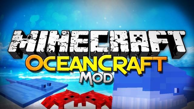 OceanCraft [1.8.9] [1.8] [1.7.10] [1.6.4]