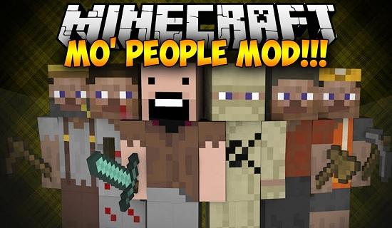 Mo' People Mod [1.7.2]