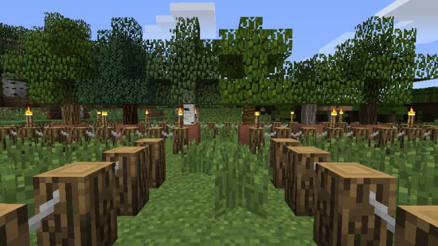 Modular Flower Pots Mod 1.7.10/1.7.2/1.6.4