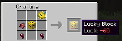 Lucky Block [1.14.4] [1.13.2] [1.12.2] [1.7.10] (лаки блоки)