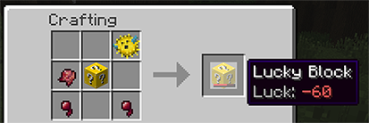 Lucky Block [1.12.2] [1.11.2] [1.10.2] [1.7.10]