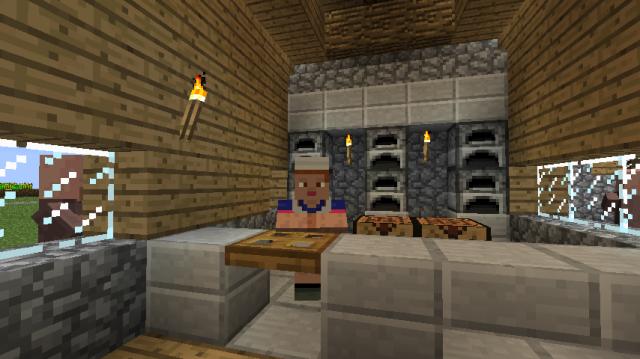 Village Taverns Mod [1.7.2] [1.6.4]