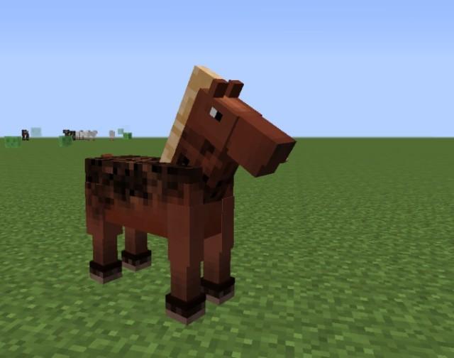 Better Horses Mod [1.7.2]