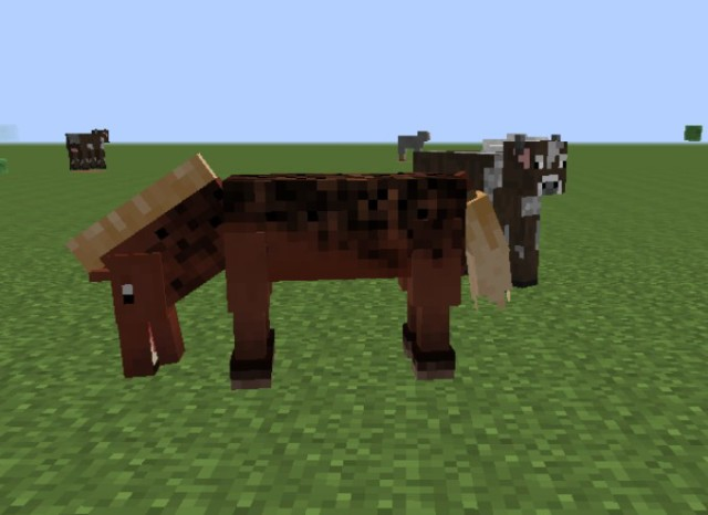 Better-Horses-Mod-3