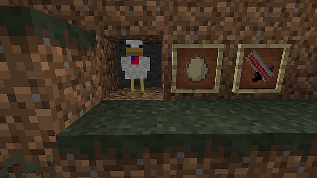 Explosive Chickens Mod [1.6.4]