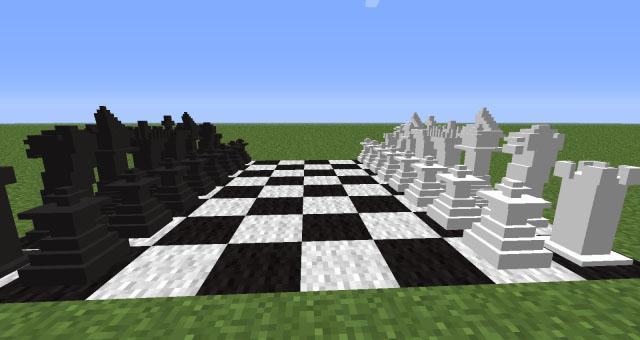 MineChess Mod 1.8/1.7.10/1.7.2