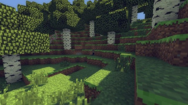 MineCloud Shaders