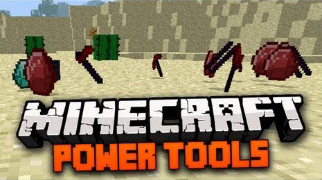 Powerful-Tools-Mod