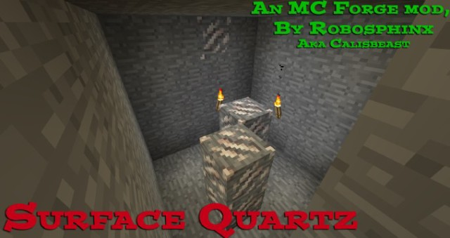 Surface Quartz Mod [1.7.2] [1.6.4]