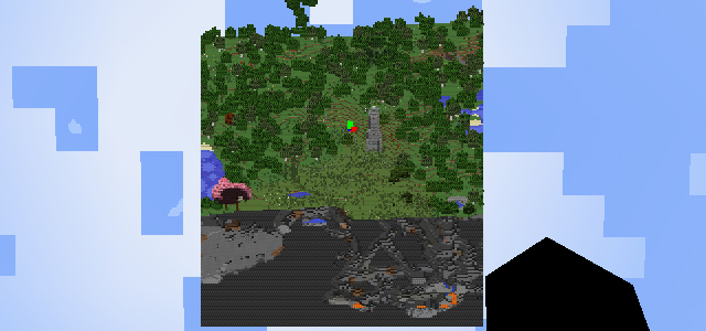 3D Minimap Mod [1.7.10]