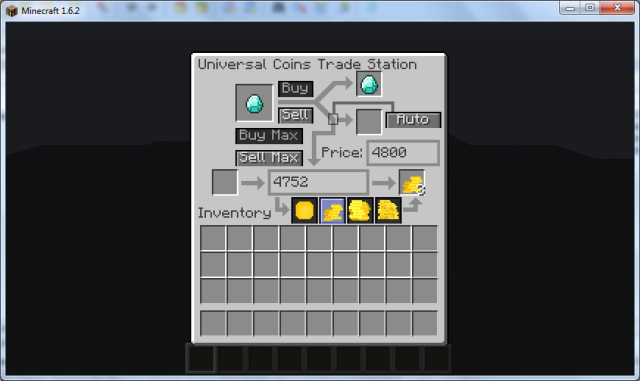 Universal Coins [1.10.2] [1.9.4] [1.8.9] [1.7.10]