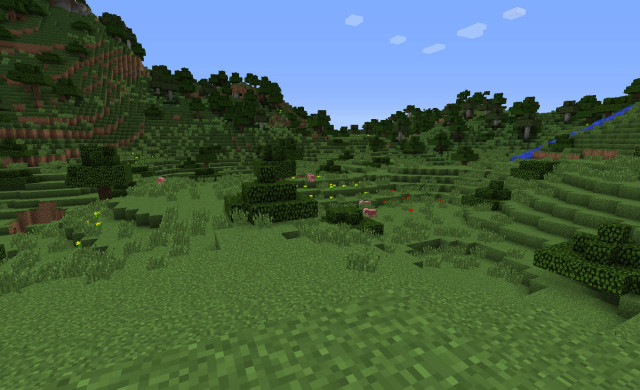 Alternate Terrain Generation [1.10.2] [1.7.10]