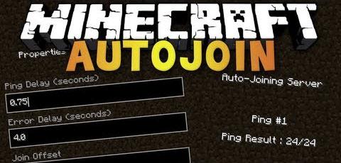 AutoJoinMod