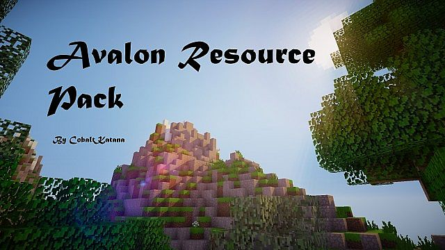 Avalon Resource Pack 1.7.9/1.7.2 [16x]
