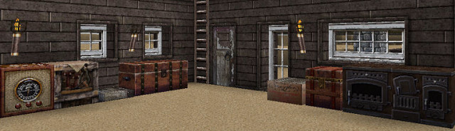 Battered Old Stuff Resource Pack 1.7.9/1.7.2 [32x,64x]