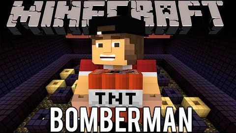 Bomberman Map 1.8.7/1.8 by Brutec