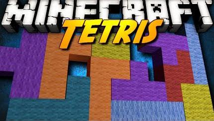 Classic Tetris Map 1.8