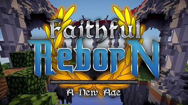 Faithful: Reborn Animated Resource Pack 1.7.9/1.7.2 [64x]