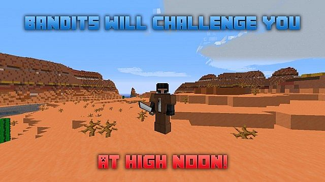 Faithful Reborn Animated High Noon Resource Pack 1.7.9/1.7.2 [64x]