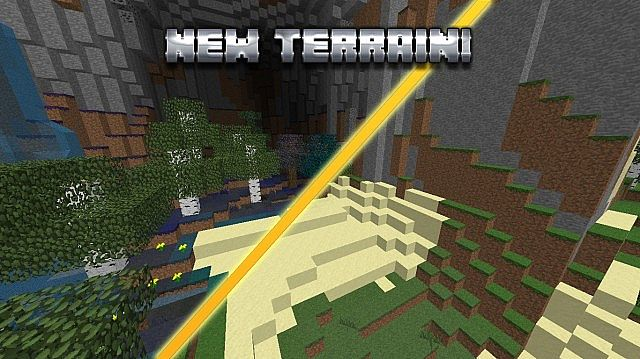 Faithful Reborn Animated Space Resource Pack 1.7.9/1.7.2 [64x]