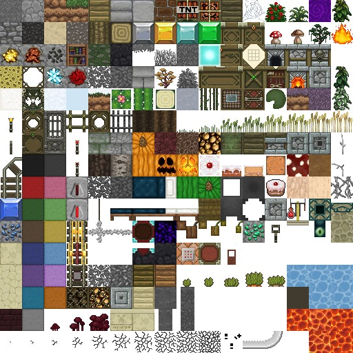 Gerudoku Faithful Resource Pack 1.7.9/1.7.2 [32x]