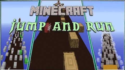 Jump & Run Map 1.8