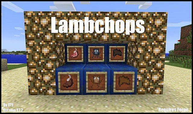 Lambchops Mod 1.7.2/1.5.2
