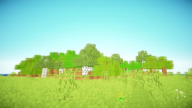 Planetunity Resource Pack 1.7.9/1.7.2 [16x]