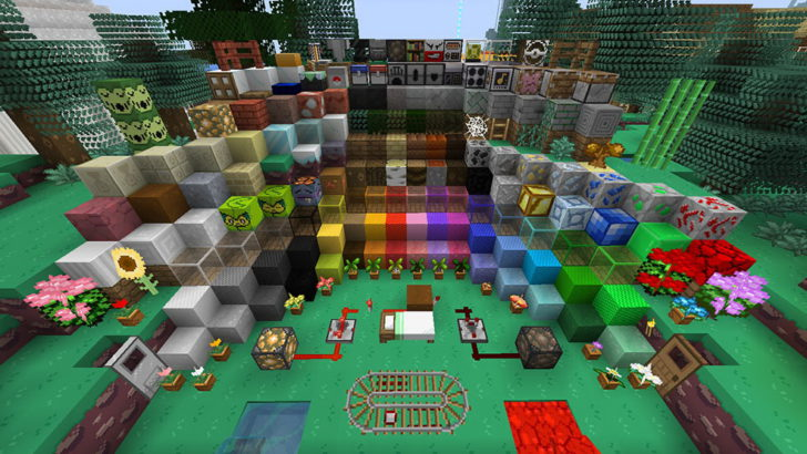 Pokecraft [1.12.2] [1.11.2] [1.10.2] [1.8.9] (16x)