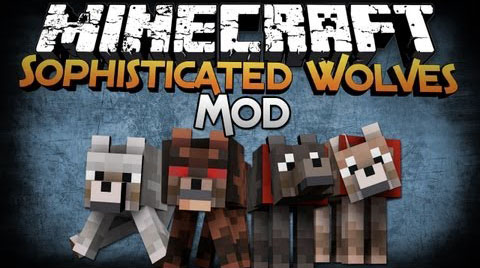 Sophisticated Wolves [1.12.2] [1.11.2] [1.10.2] [1.7.10]