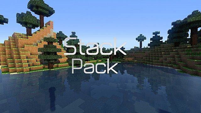 StackPack Resource Pack 1.7.9/1.7.2 [32x]