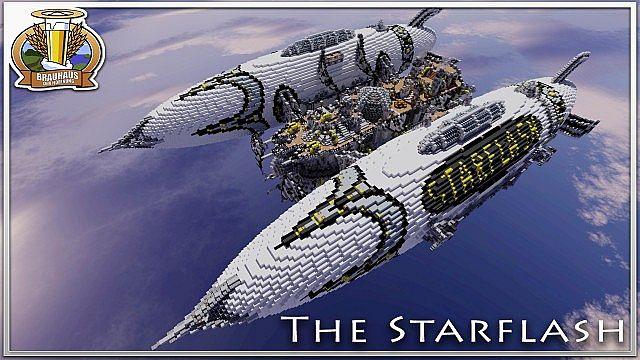 Starflash Map