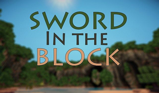 Sword In The Block Resource Pack 1.7.9/1.7.2 [32x]