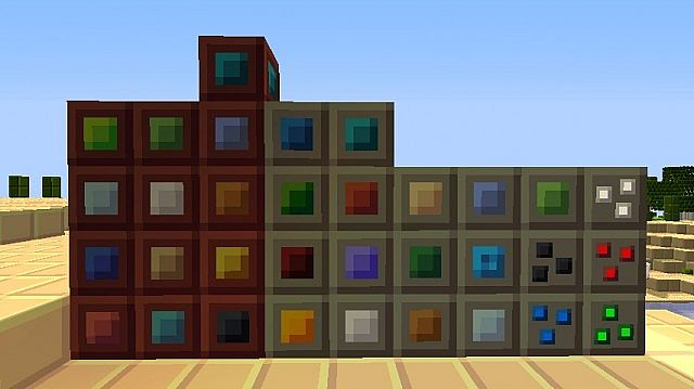 Tiny Pixels addons Resource Pack 1.7.10/1.7.9/1.7.2 [16x]