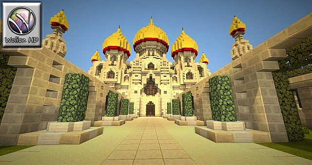 Wolion HD Resource Pack 1.7.9/1.7.2 [64x,128x]